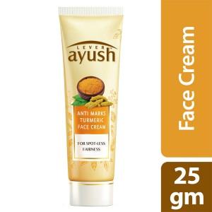 Lever Ayush Face Cream Anti Marks Turmeric -0