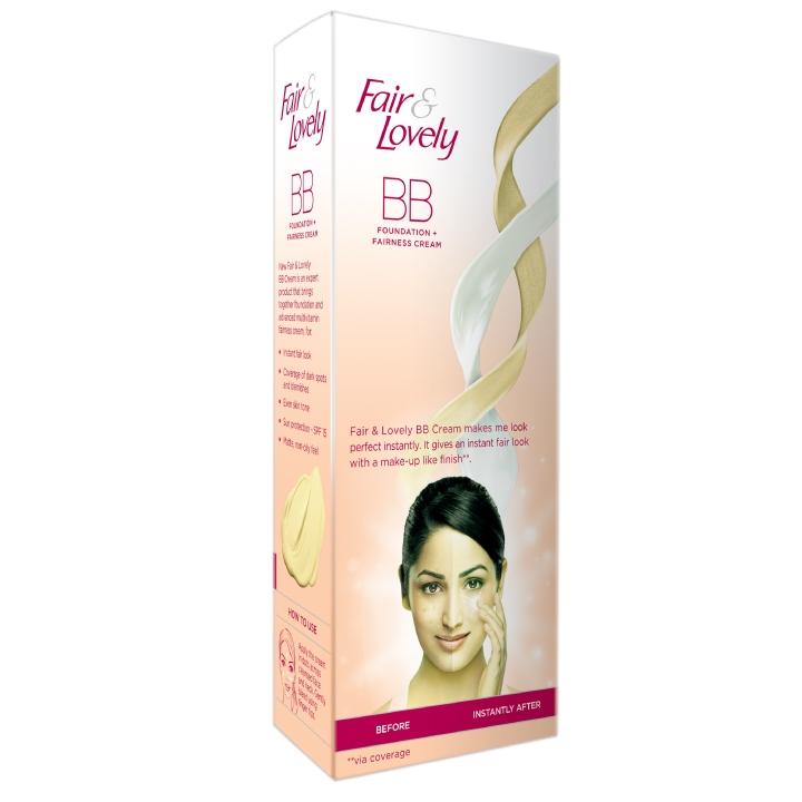 Fair and Lovely Face Cream Blemish Balm -8351