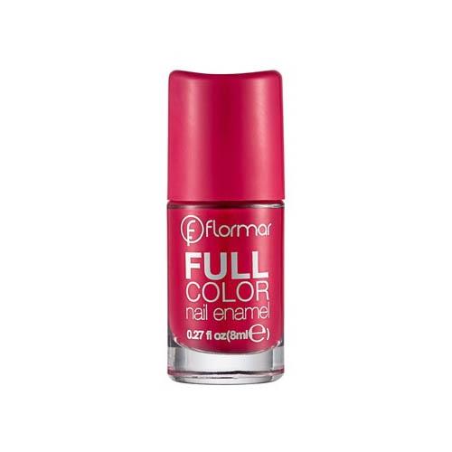 Flormar Full Color Nail Enamel - FC13 Raspberry-0