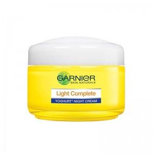 Garnier Light Complete Yoghurt Night Cream-6928