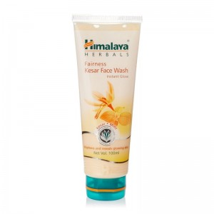 Himalaya Fairness Kesar Face Wash-0
