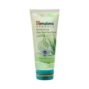 Himalaya Moisturizing Aloe Vera Face Wash-0