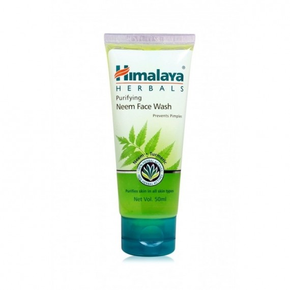 Himalaya Purifying Neem Face Wash -0
