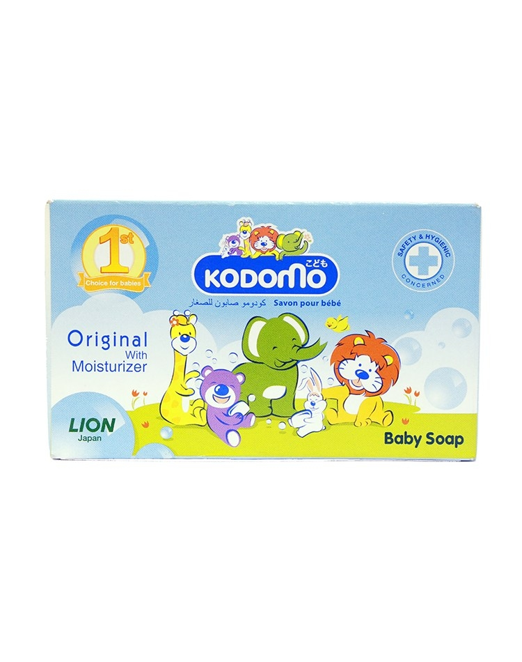 Kodomo Baby Soap New Born-0
