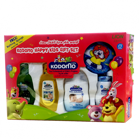 Kodomo Baby Gift Set(5 Pic Medium)-0