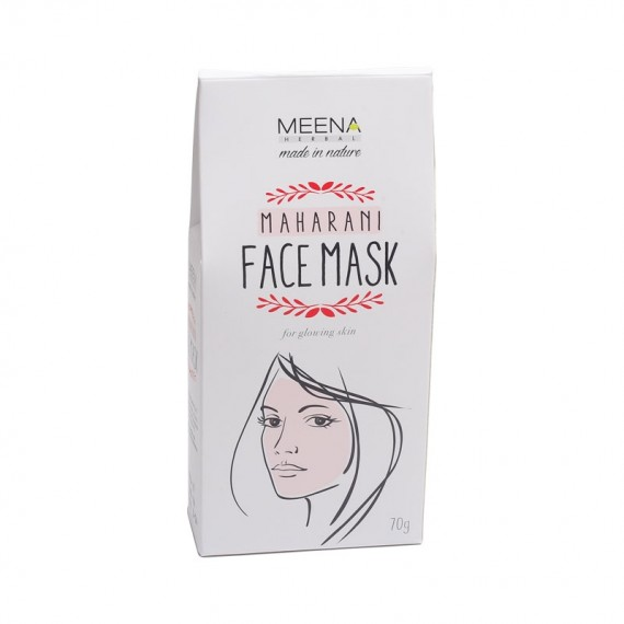 Meena Herbal Maharani Face Pack-0