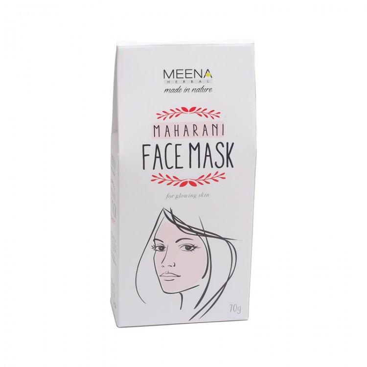 Meena Herbal Maharani Face Pack-0