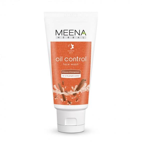 Meena Herbal Oil Control Face Wash-0