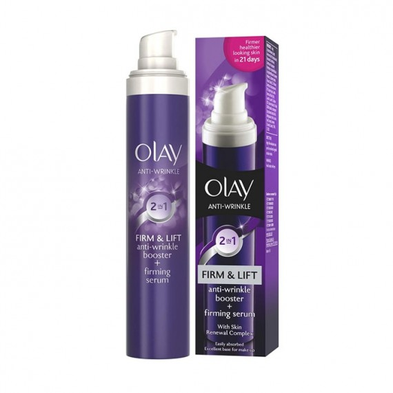 Olay Anti-Wrinkle Firm And Lift 2 in 1 Day Cream And Firming Serum-0