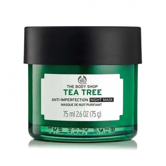 The Body Shop Tea Tree Anti-Imperfection Night Mask-0