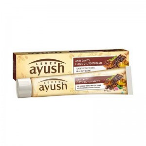 Lever Ayush Toothpaste Anti Cavity Clove Oil -7049