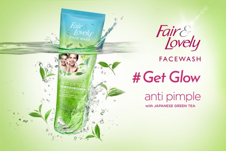 Fair And Lovely Face Wash Anti Pimple-8385