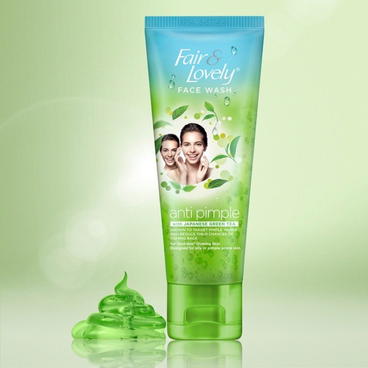 Fair And Lovely Face Wash Anti Pimple-8384