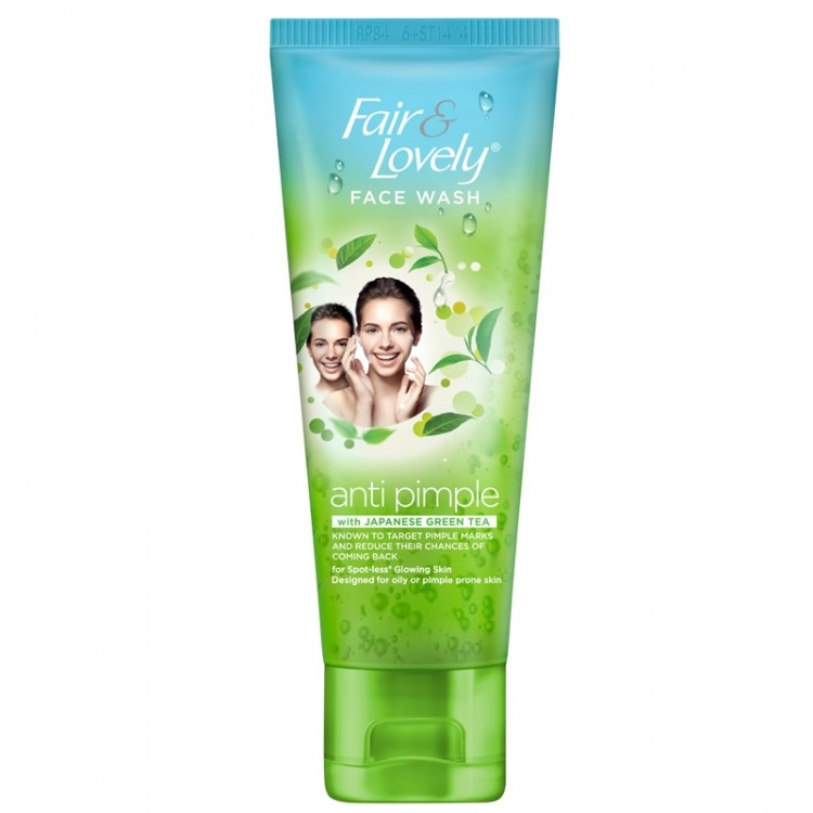 Fair And Lovely Face Wash Anti Pimple-8392