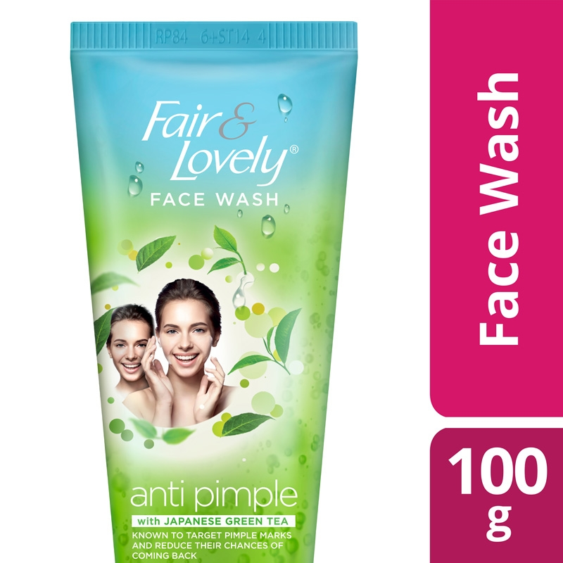 Fair And Lovely Face Wash Anti Pimple-0