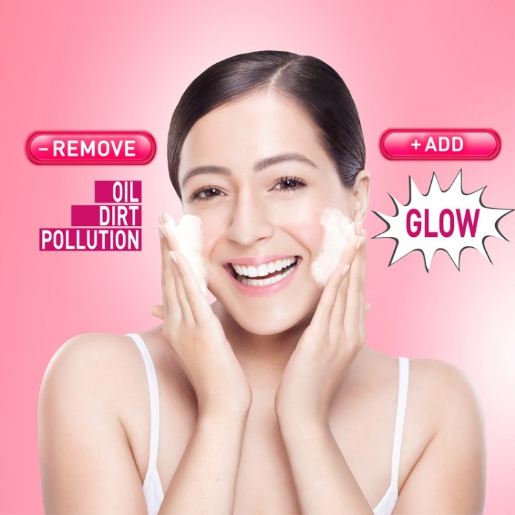 Fair And Lovely Face Wash Insta Glow-8380