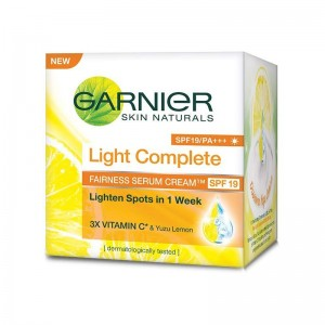 Garnier Light Complete Fairness Serum Cream-0