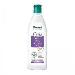 Himalaya Baby Massage Oil-0