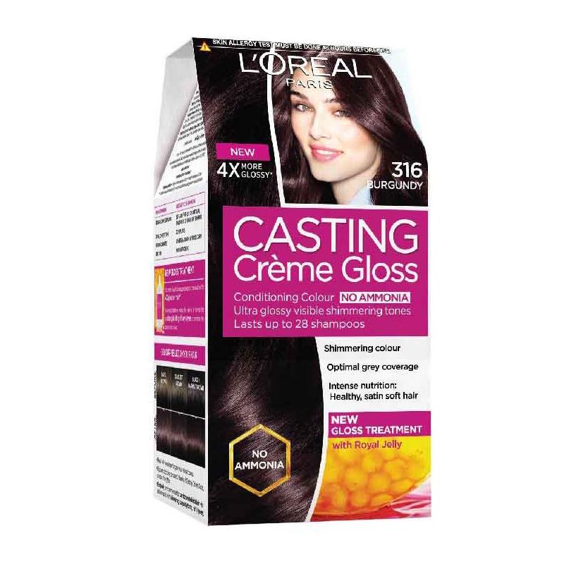 L'Oréal Paris Casting Creme 316 Burgundy-0