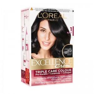 L'Oréal Paris Excellence 1 Black-0