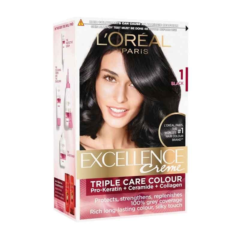 L'Oréal Paris Excellence 1 Black Small-0