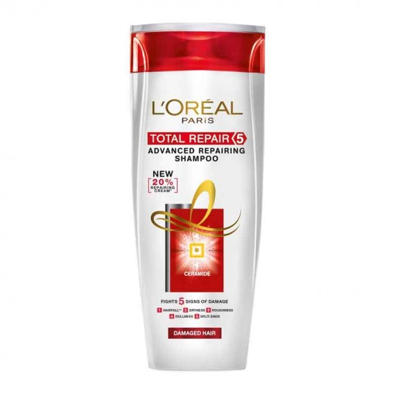 L'Oréal Paris Total Repair 5 Shampoo-0