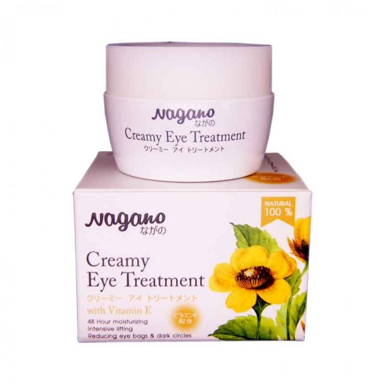 Nagano Creamy Eye Treatment with Vitamin E-0