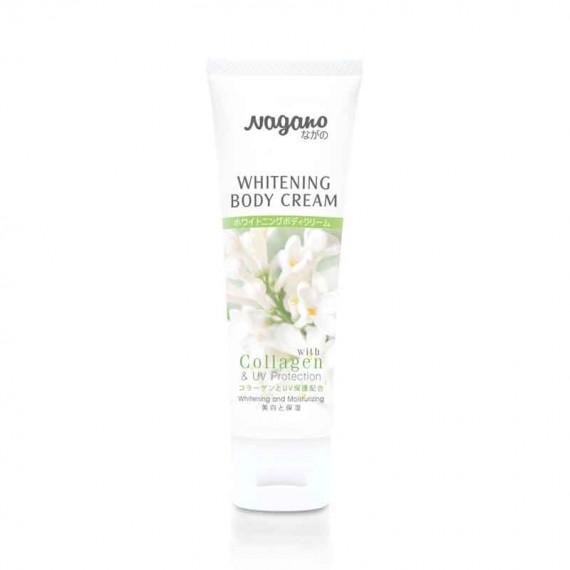 Nagano Whitening Body Cream-0