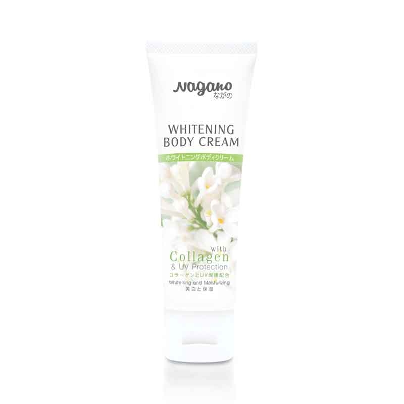 Nagano Whitening Body Cream-0