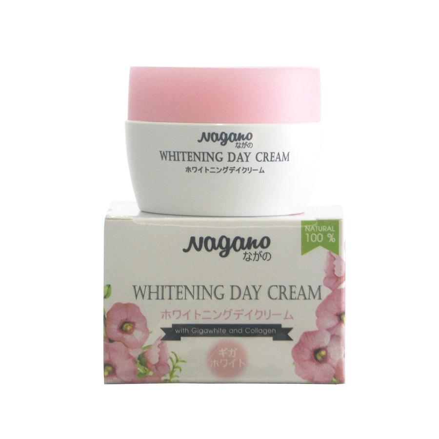 Nagano Whitening Day Cream -0