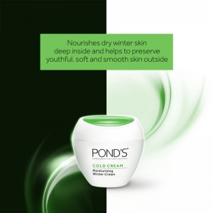 Pond's Cold Cream Soft Glowing Skin-8272