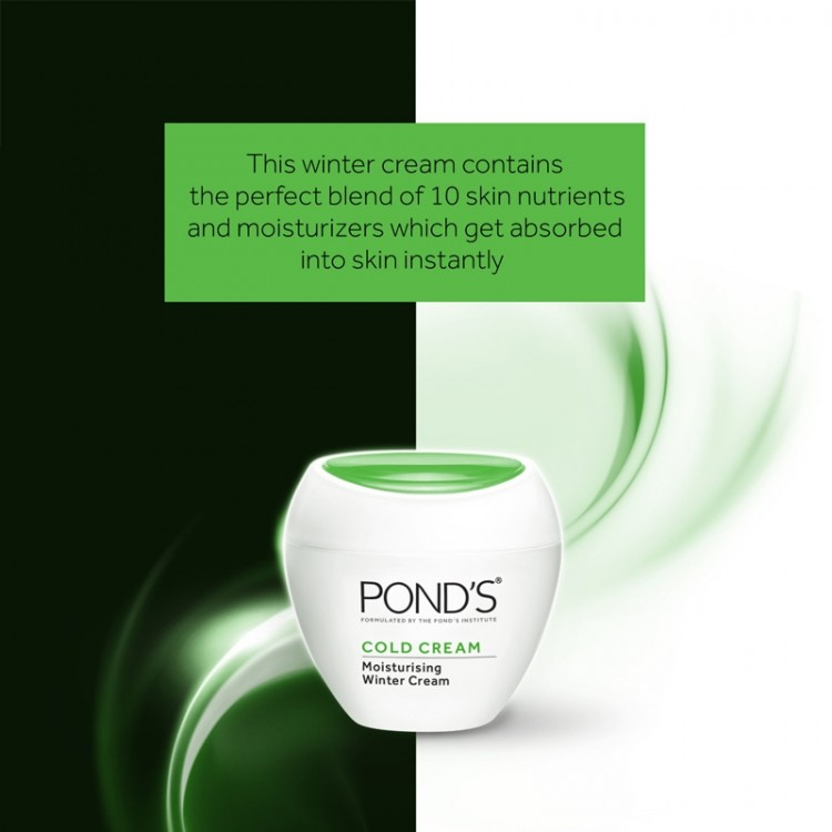 Pond's Cold Cream Soft Glowing Skin-8271