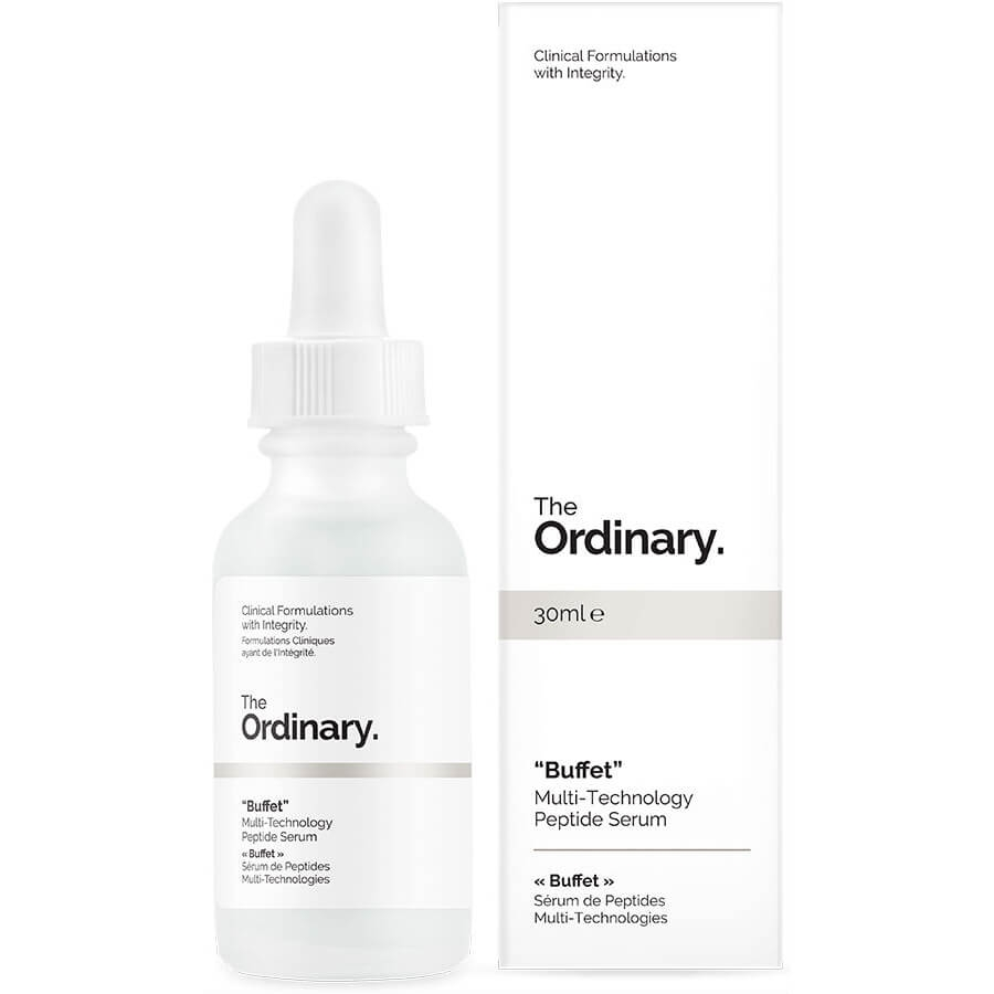 The Ordinary Buffet Multi Technology Peptide Serum-0