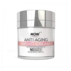 WOW Anti Aging Night Cream -7094