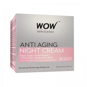 WOW Anti Aging Night Cream -7095
