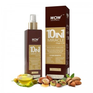 WOW 10 In 1 Miracle Hair Oil-7100