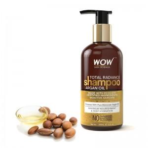 WOW Total Radiance Shampoo Argan Oil-7103