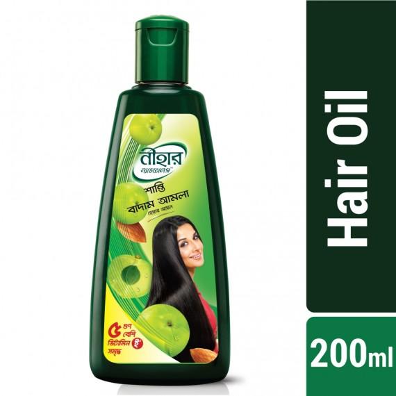 Nihar Naturals Shanti Badam Amla Hair Oil-0