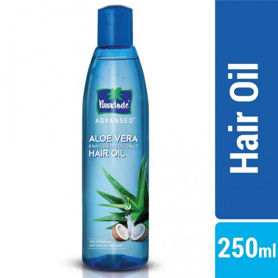 Parachute Advansed Aloe Vera Enriched Coconut hair Oil-0