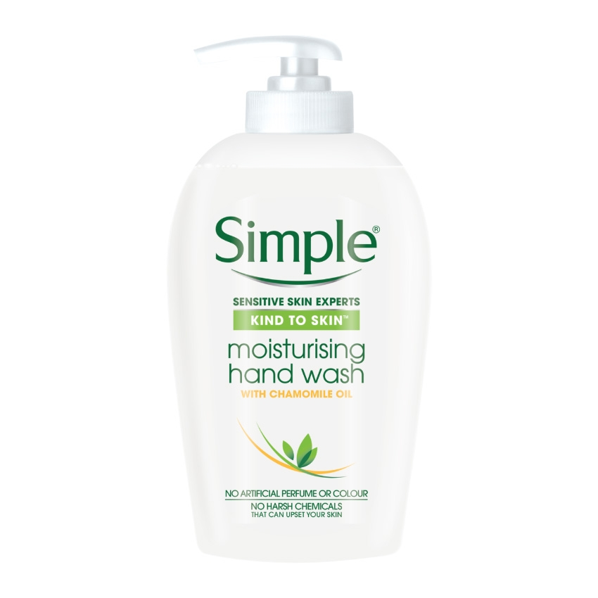 Simple Kind to Skin Moisturising Handwash-0