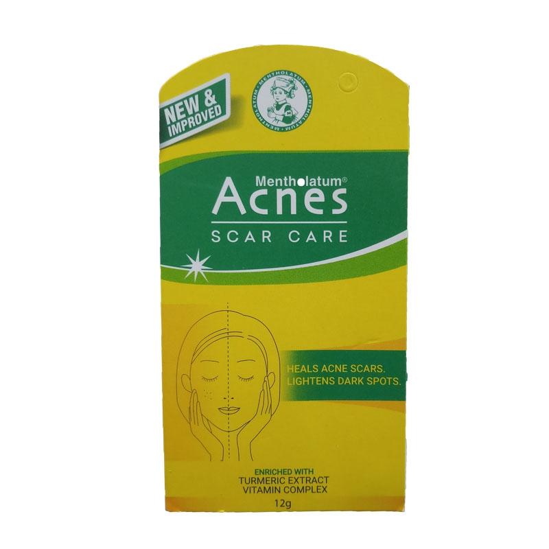Acnes Mentholatum Heals Acne Scar Care -0