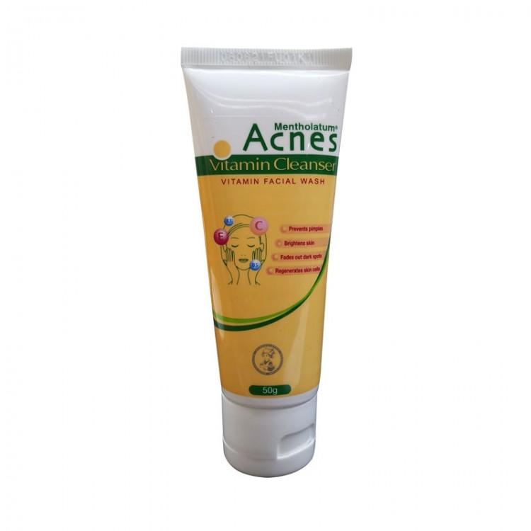 Acnes Vitamin Cleanser Vitamin Facial Wash -0