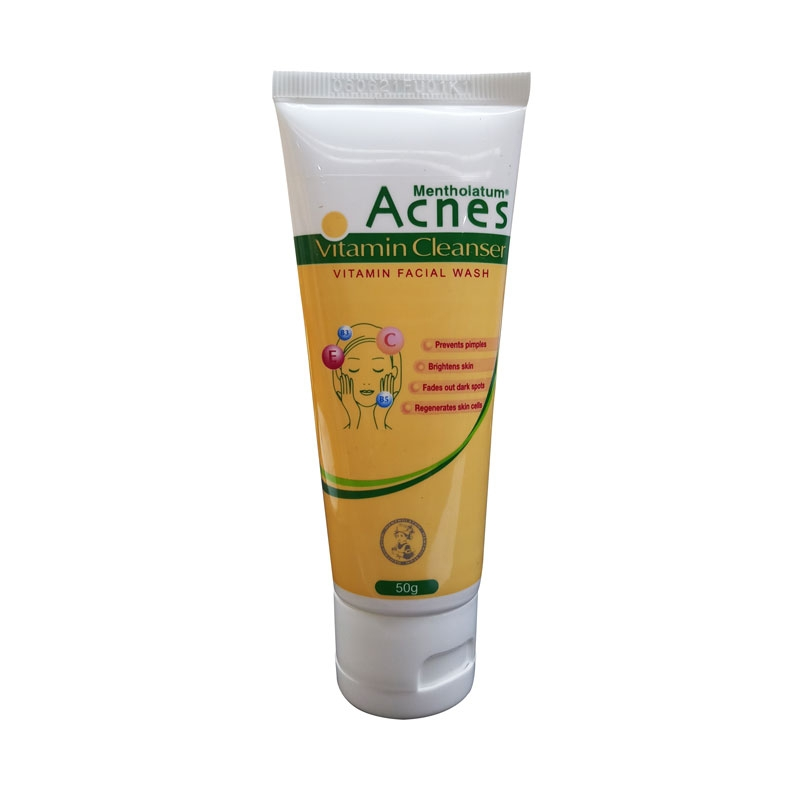 Acnes Vitamin Cleanser Vitamin Facial Wash -0