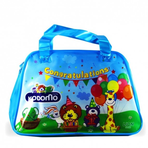 Kodomo Baby Gift Set Essential Bag-0