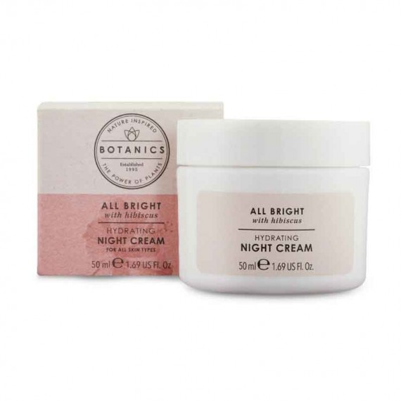 Botanics All Bright Hydrating Night Cream-0