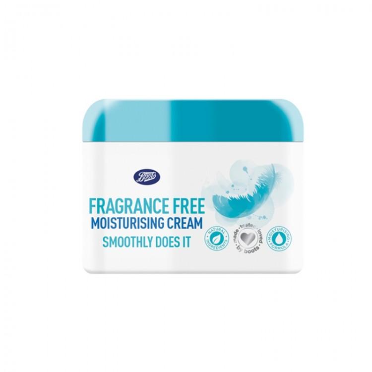 Boots Fragrance-free Moisturizing Cream -0