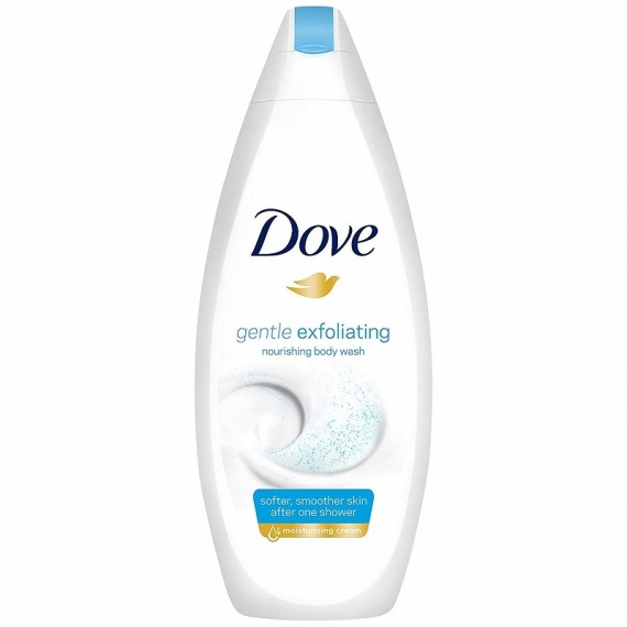 Dove Gentle Exfoliating Nourishing Body Wash-0