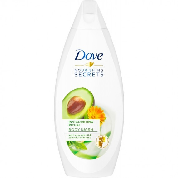 Dove Nourishing Secrets Avocado Invigorating Body Wash-0