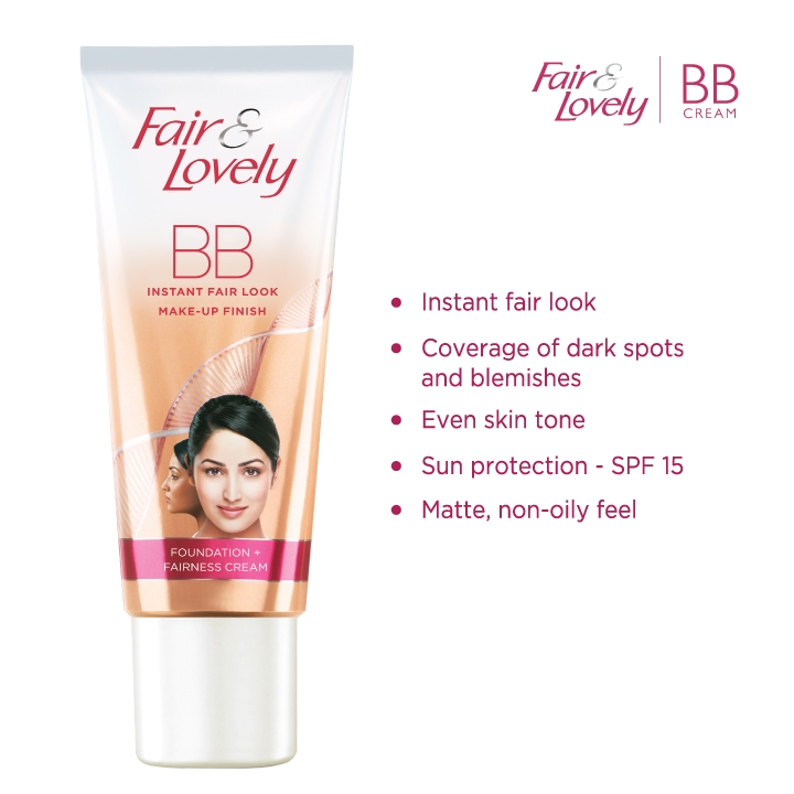 Fair and Lovely Face Cream Blemish Balm -8397