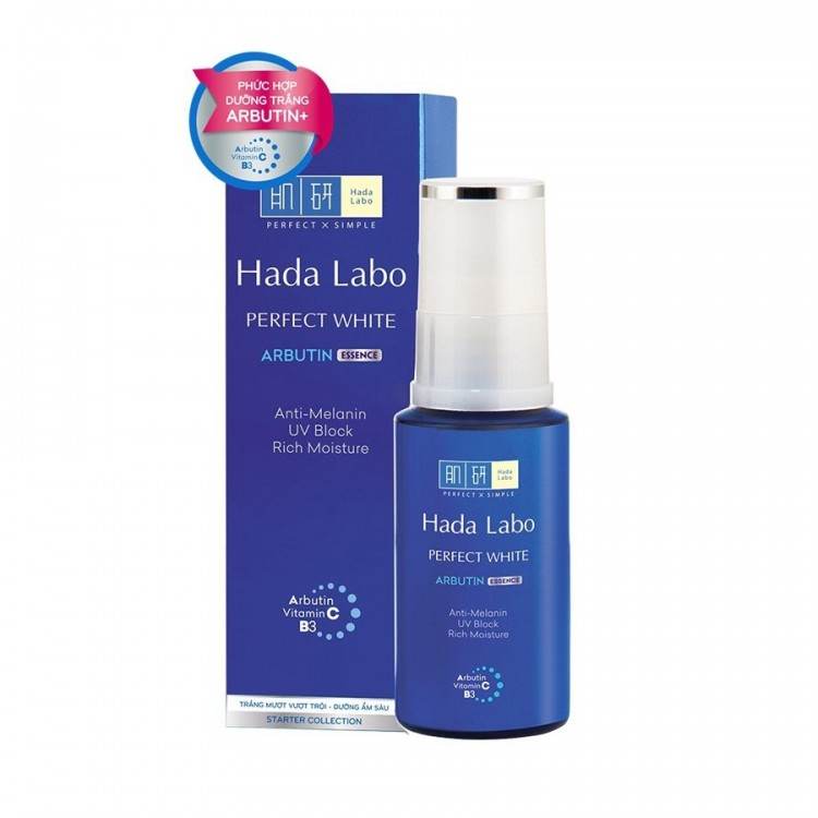 Hada Labo Perfect White Arbutin Essence-7506